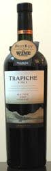 1346 - Trapiche Coleccion Roble Malbec 2007 (Tinto)