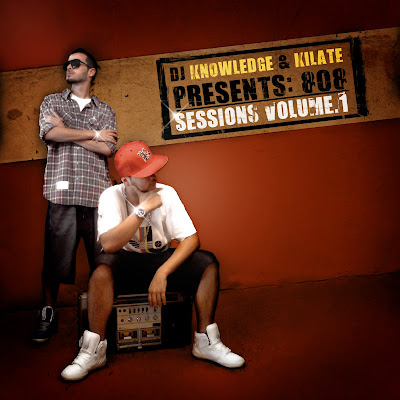 MIXTAPE 808 SESSIONS VOL. 1