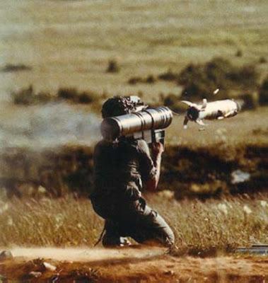 eryx3 Jenis Jenis Peluru Kendali / Missile