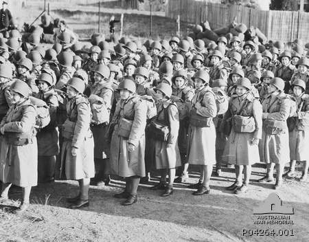 The Women's Army Auxiliary Corps in France, 1917