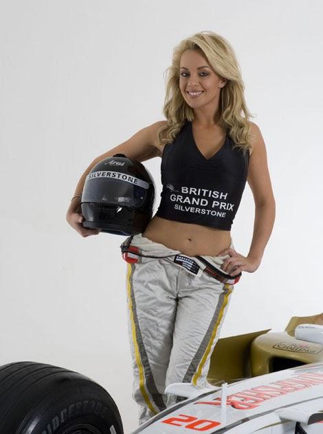 F1 Sport Hottest F1 Pit Babes