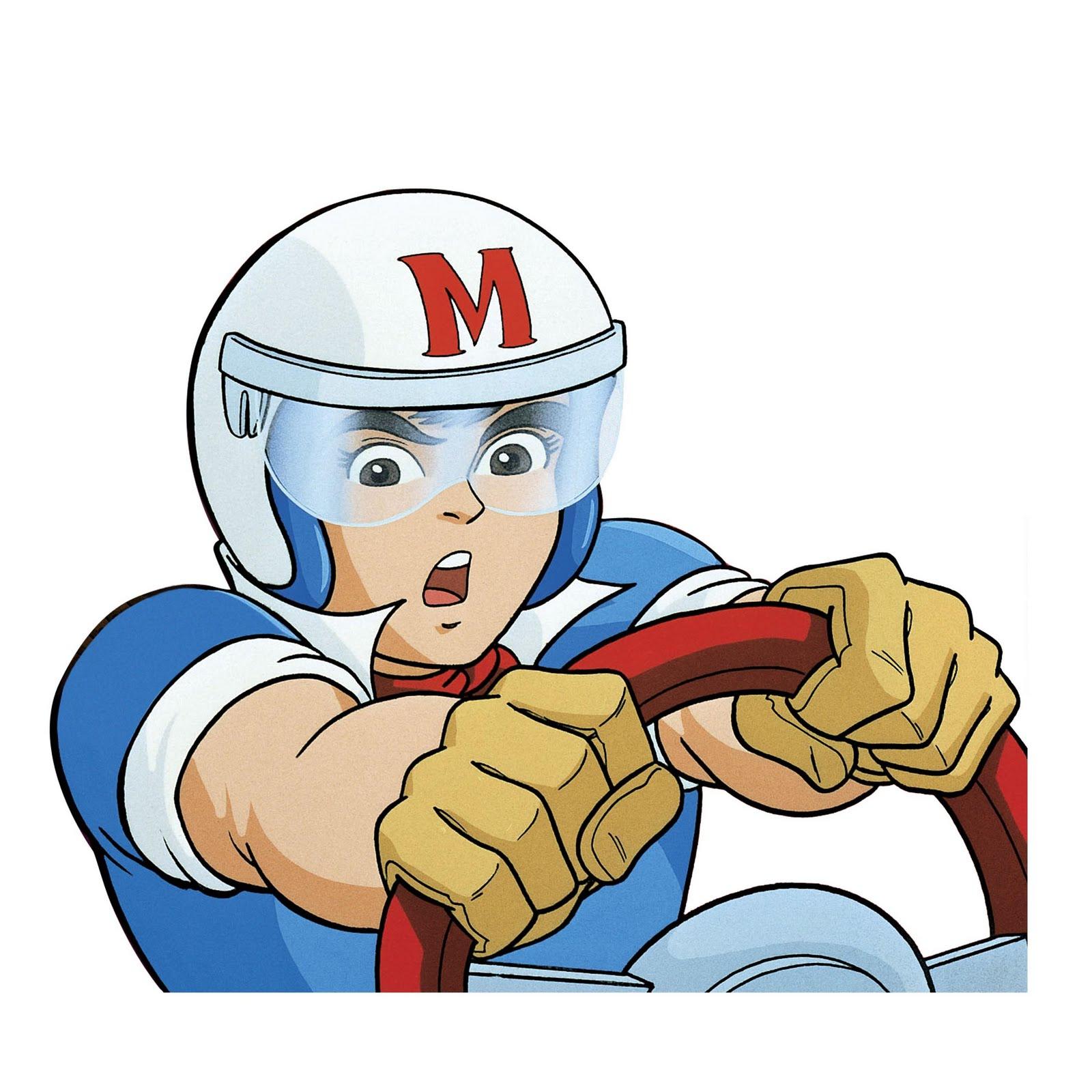 Wallpapers: Speed Racer Cartoon Wallpapers