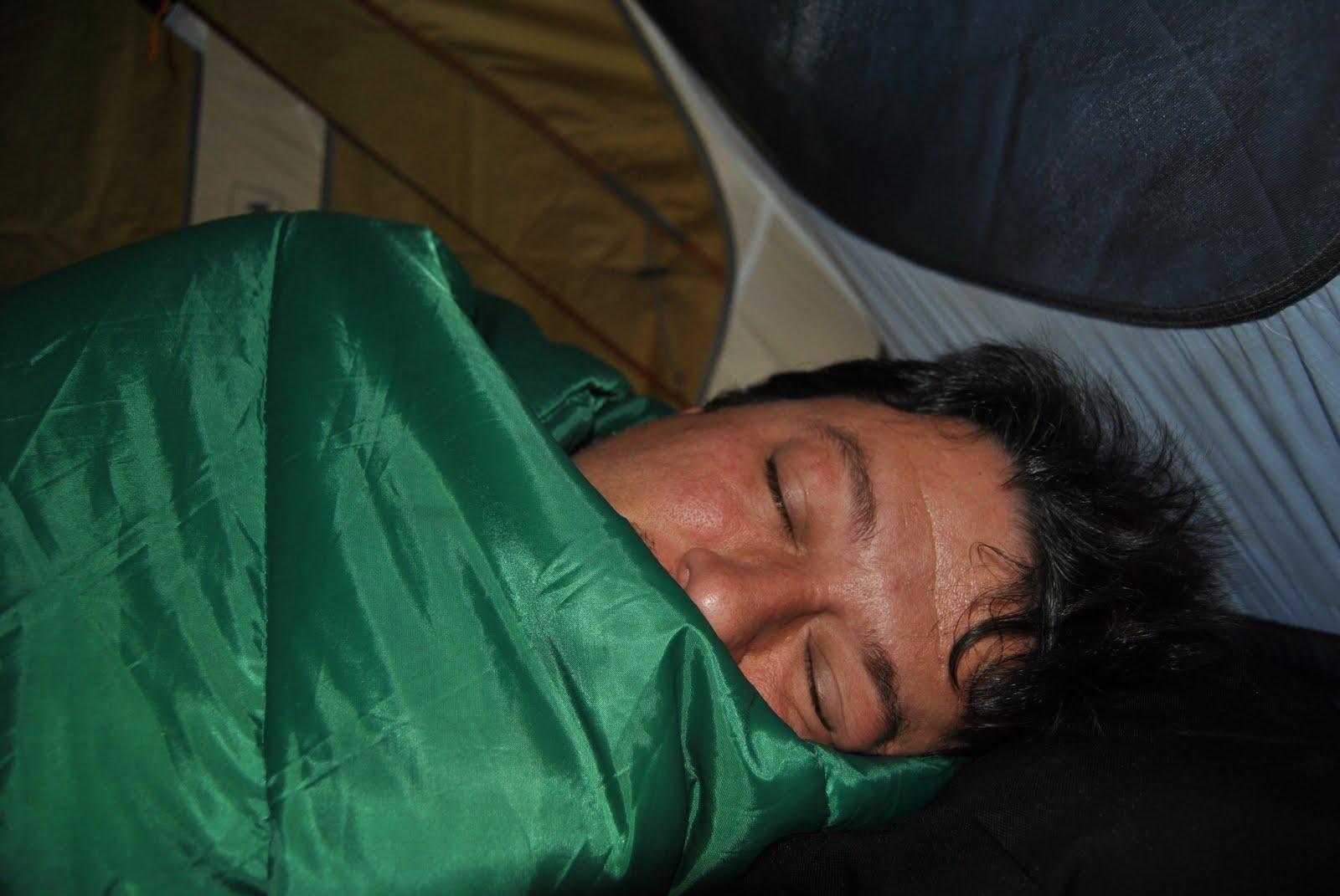 schlafen yosemite national park