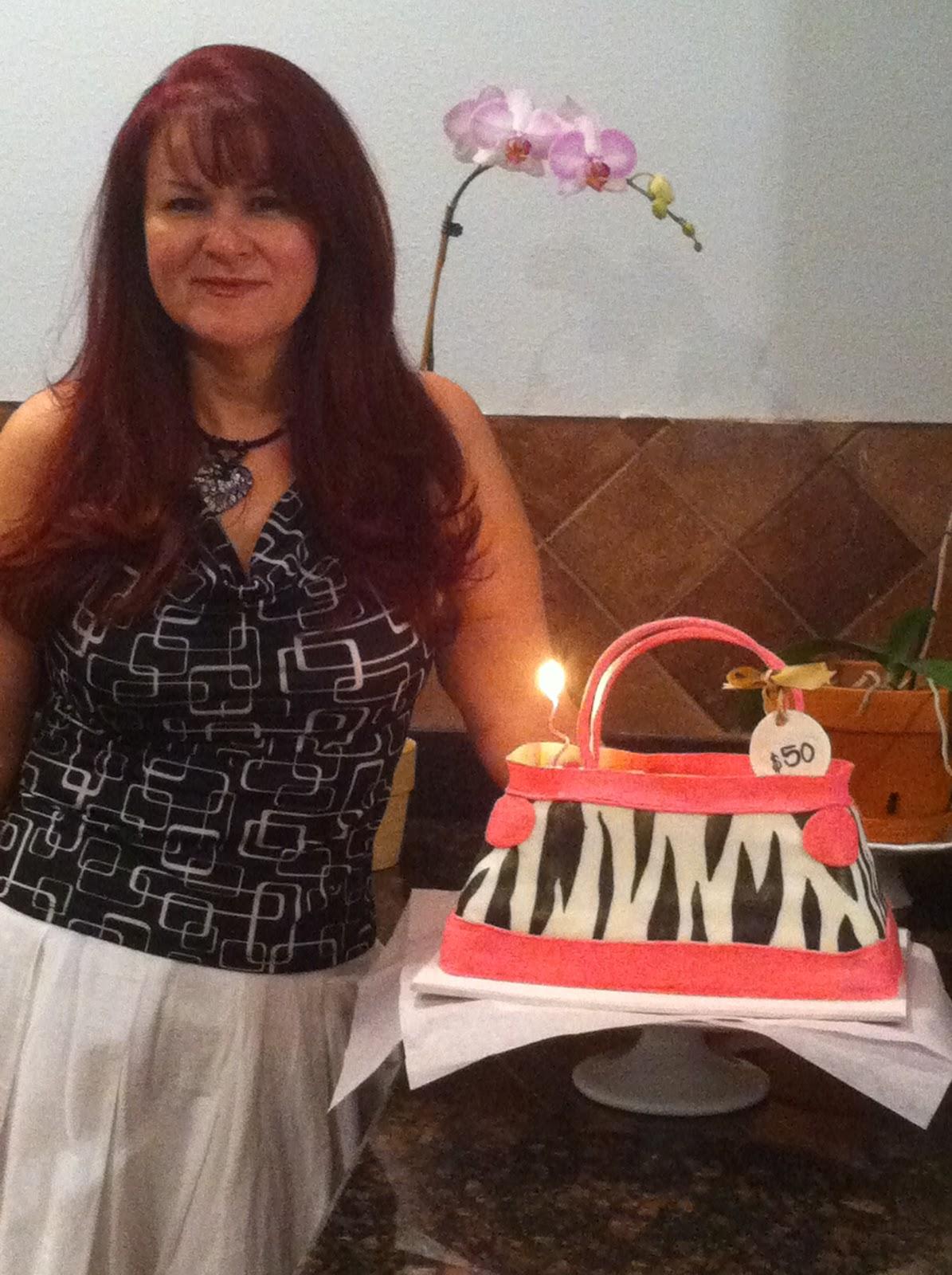 50 Purse Cake My Sweet Zepol
