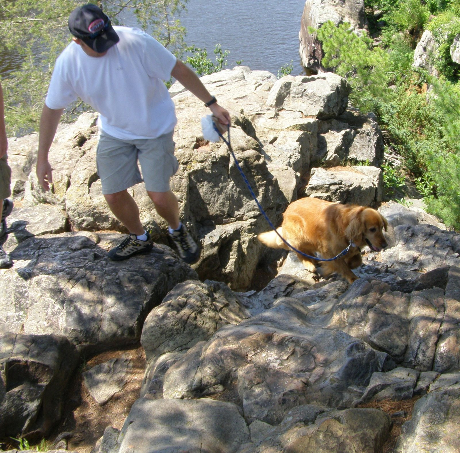 Rambling Traveler: Interstate State Park at Taylors Falls, Minnesota