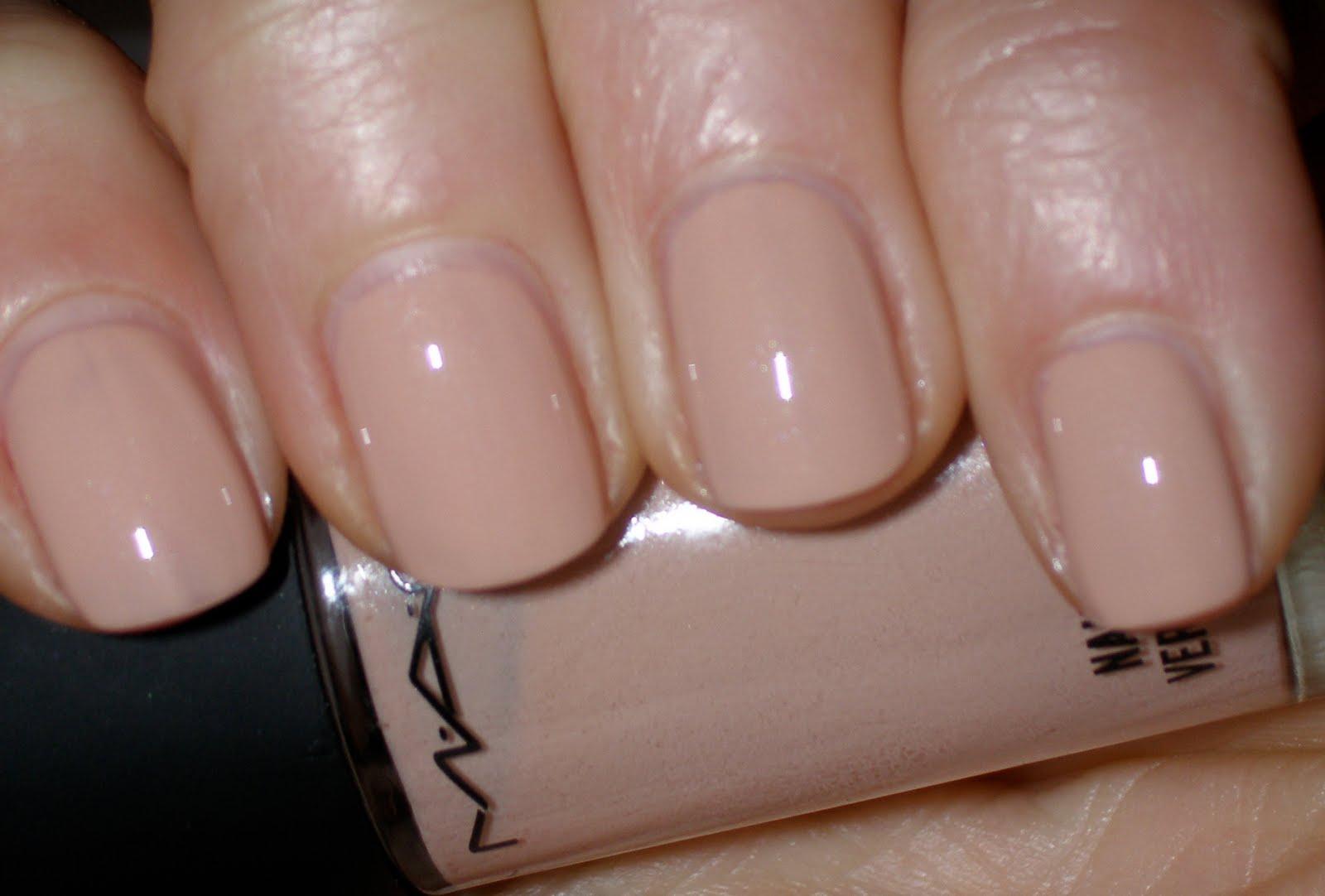 Nude Nail Polish 81