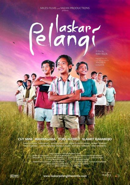 Review Filem Ulasan Laskar Pelangi 2008