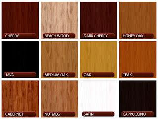 Paint Concept Sampel Wood Polish