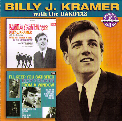 Billy J. Kramer with The Dakotas - Little Children & I'll Keep You Satisfied (1964)