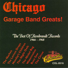 VA -  Chicago Garage Band Greats- The Best of Rembrandt Records (1966-1968)