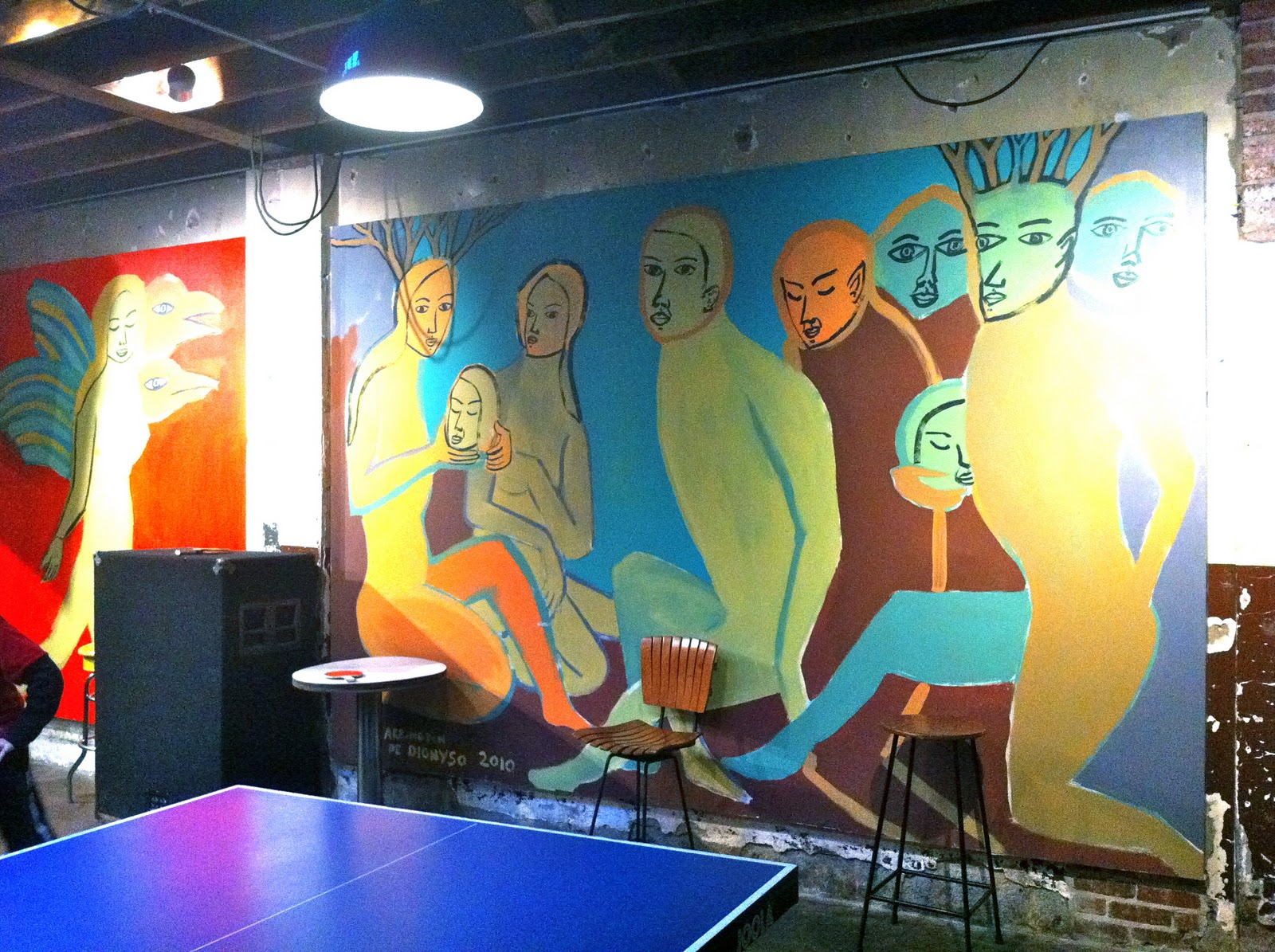 Comet Ping Pong Design Or Dye