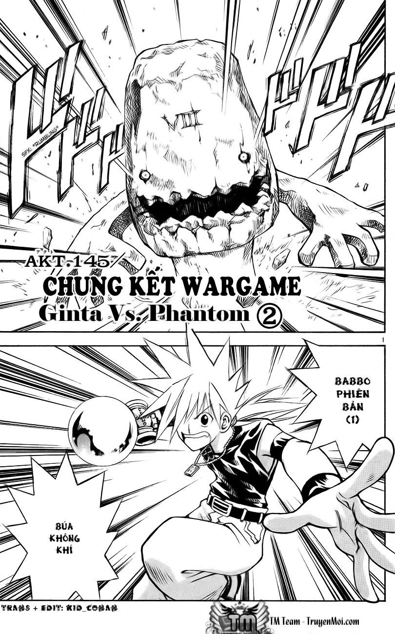 MAR chapter 145 trang 1