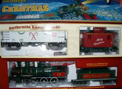 Ho Christmas Train.What Christmas Train Sets Are In Santa S Sack This Year