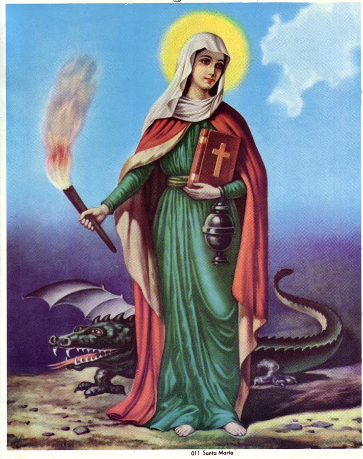 Readings & Reflections: Memorial of Saint Martha, July 29,2015 |  PagadianDiocese.org