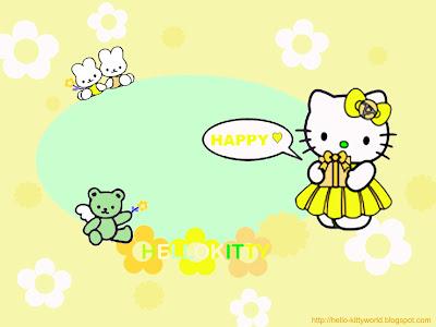 Hello Kitty Wallpaper Cute Hello Kitty Pretty Wallpaper