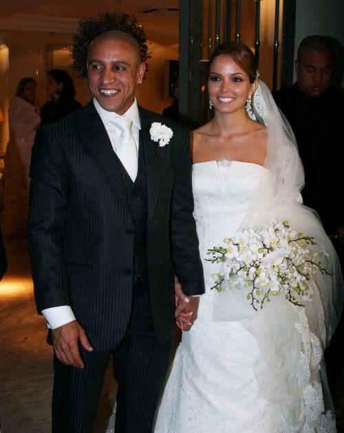 300f06a2b964 Oggi Sposi blog  ROBERTO CARLOS ha sposato MARIANA LUCON