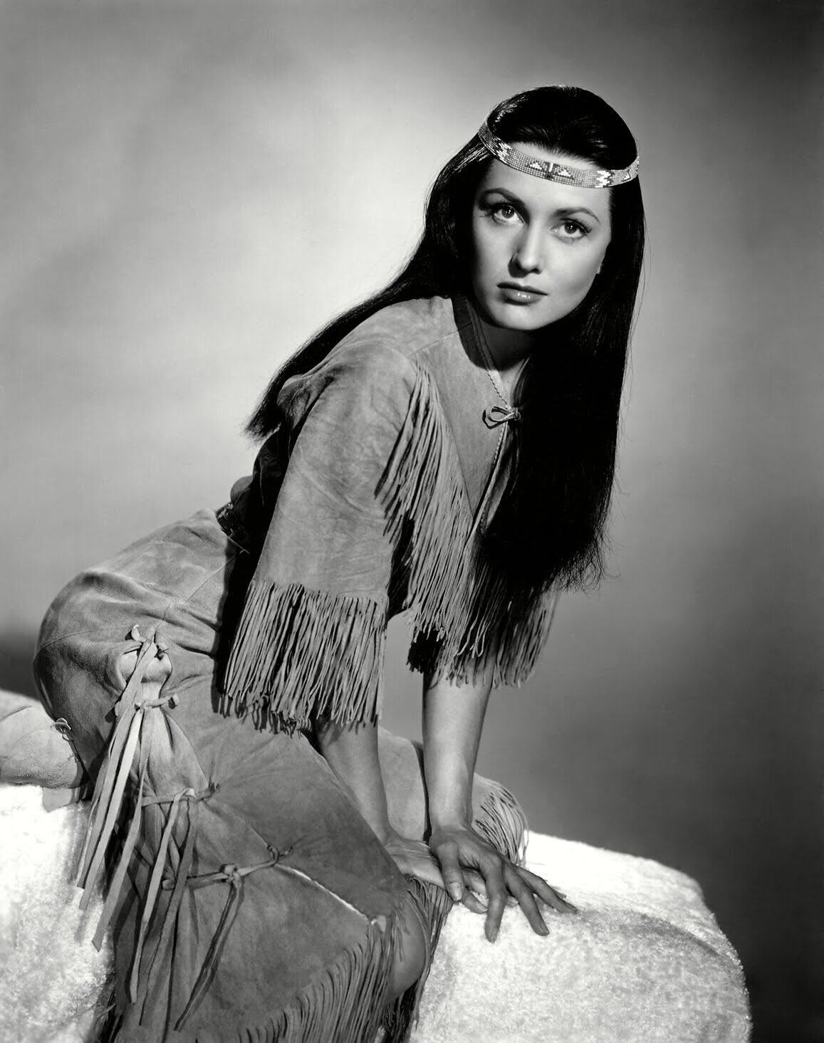Vintage california cowgirl 1 - 1 1