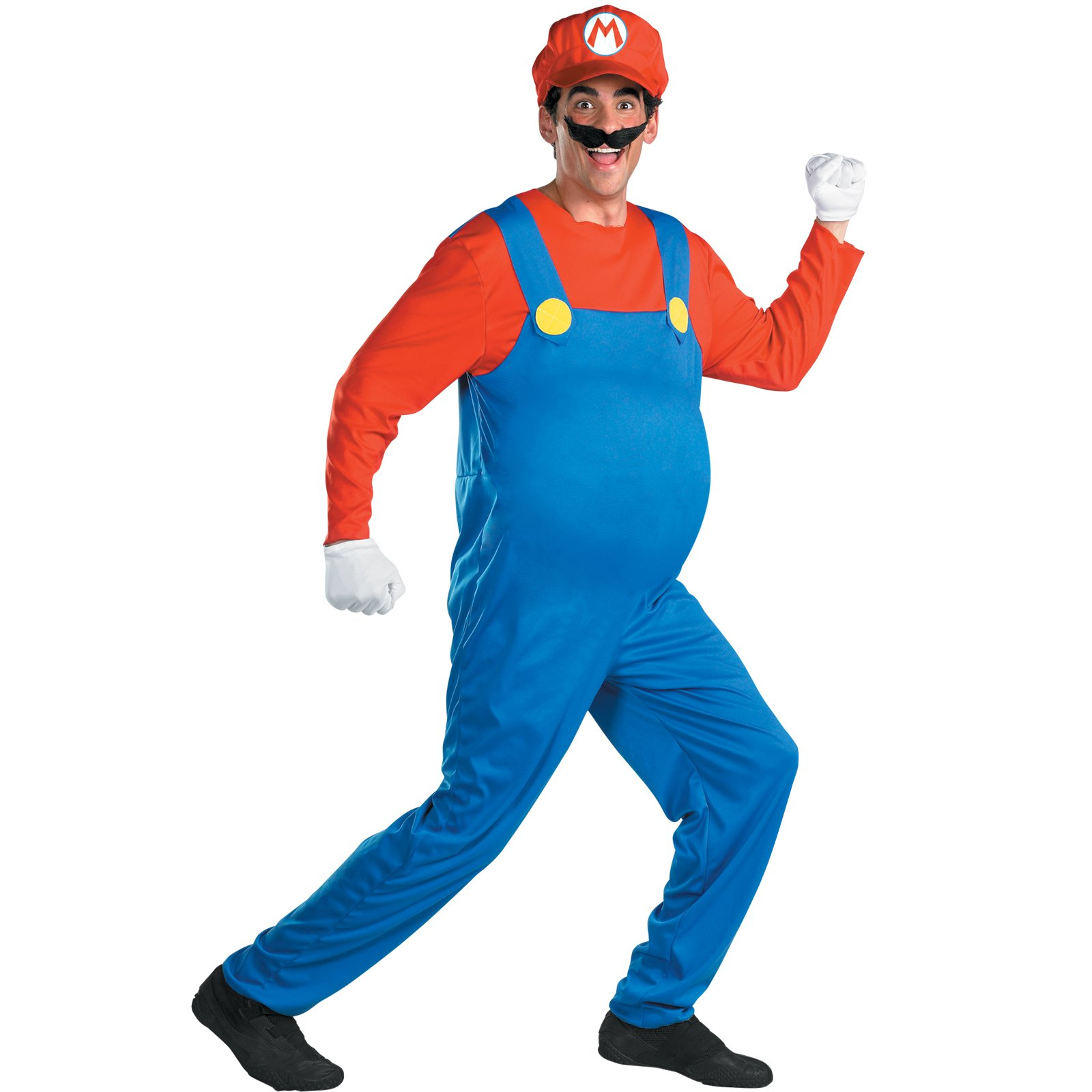 Adult Mario Costume  sc 1 st  Mr. Costume & Mr. Costume: A Mario and Luigi Costume for Every Game Lover
