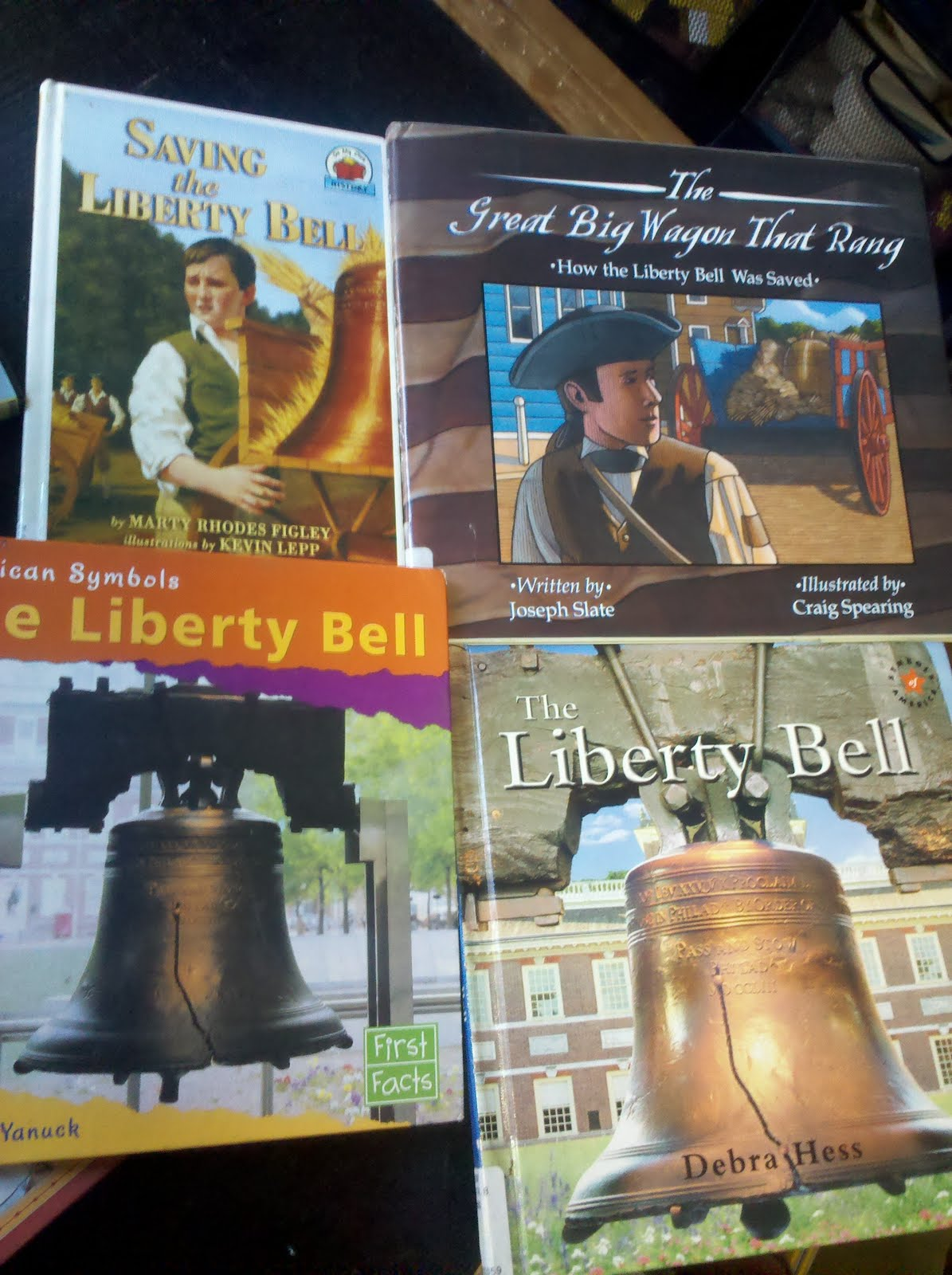 Academy At Thousand Oaks Our Visit To The Liberty Bell