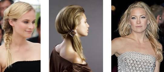penteados para o reveillon 2011
