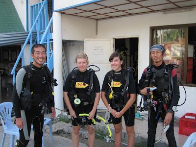 korallrev norge dykking