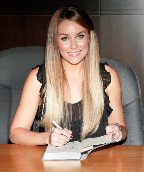 Lauren Conrad's Carry On Bag
