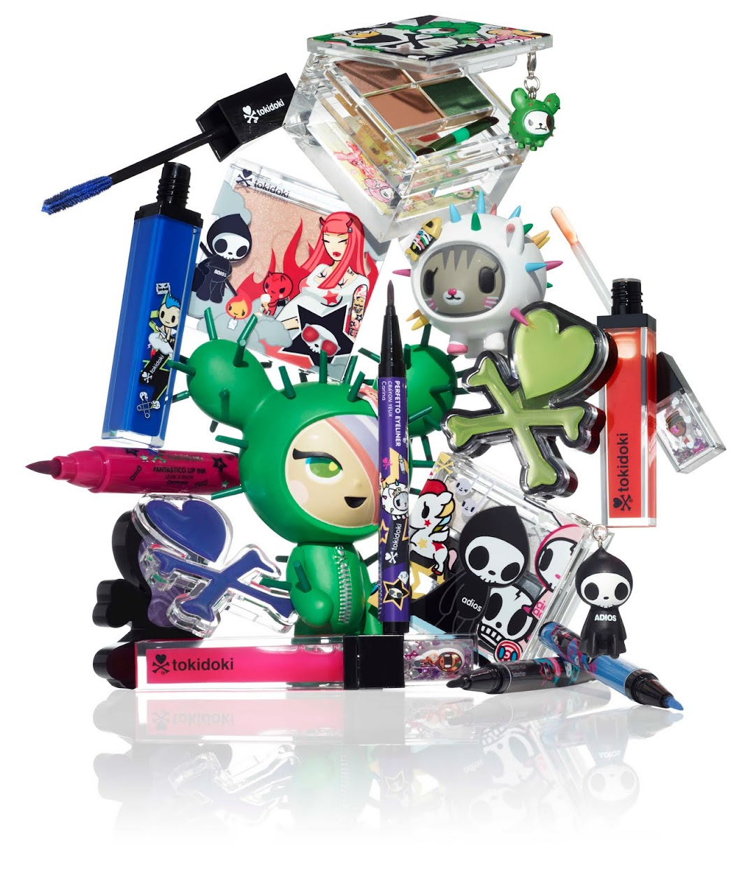 Tokidoki at Sephora