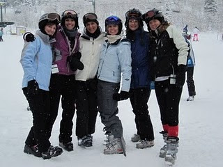 Park City, Utah Girls Trip