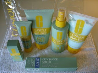 Clinique Suncare