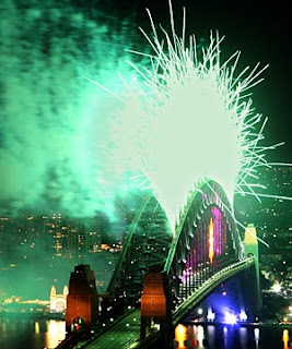 Sydney New Year's Eve 2009