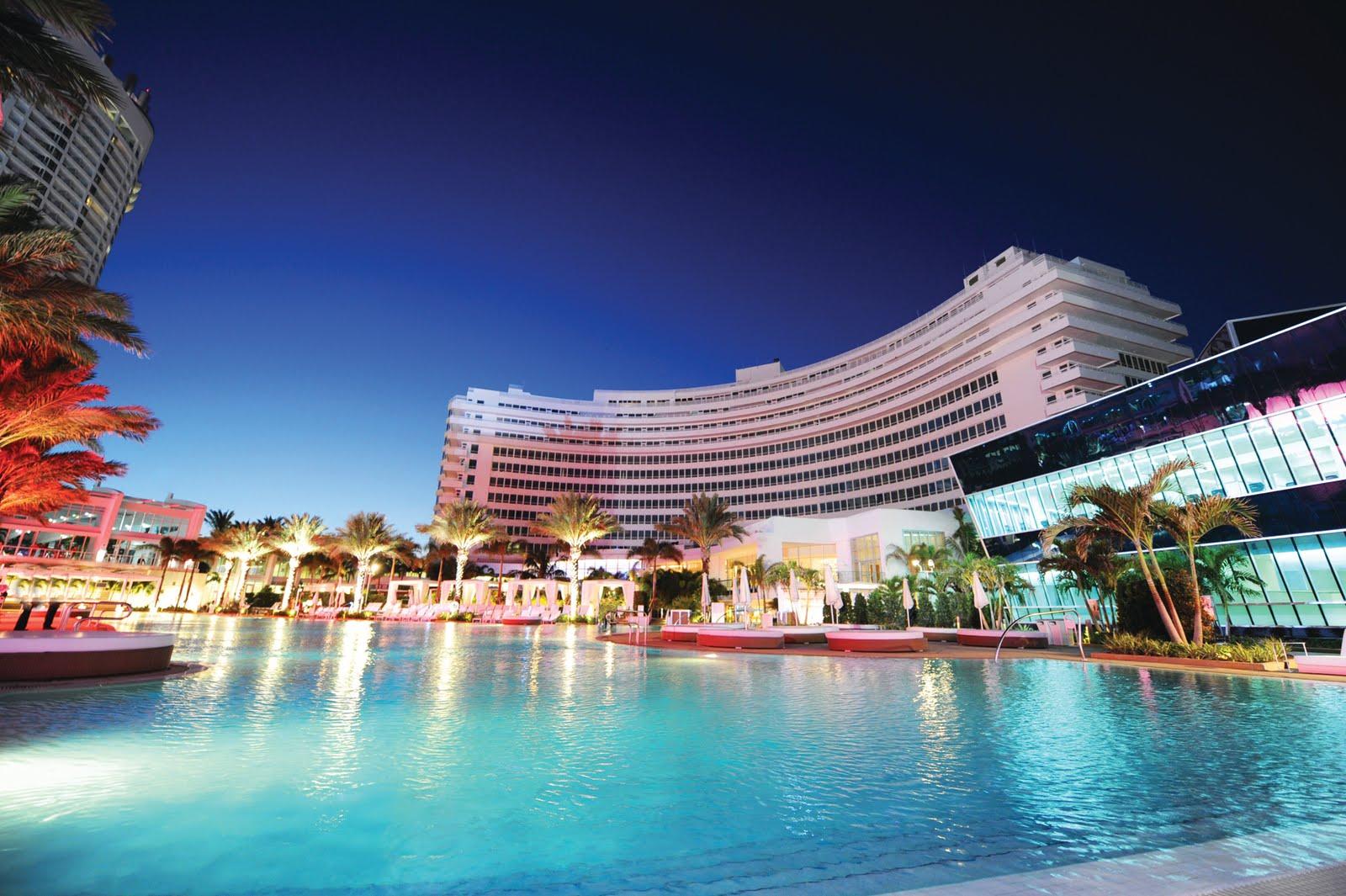 Fontaine Hotel Miami