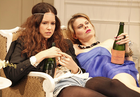 Bachelorette Party Ideas #1: Bachelorette, the Play