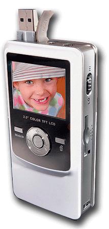 Mini USB Video Camera