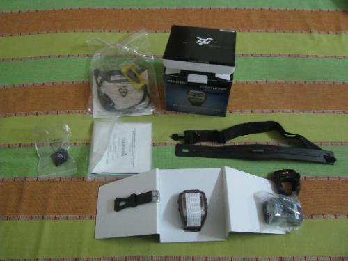 Garmin Forerunner 305 GPS Wrist Watch Review