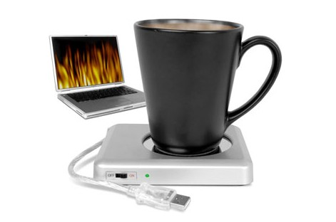 USB Cup Warmer with 50cm long USB cable