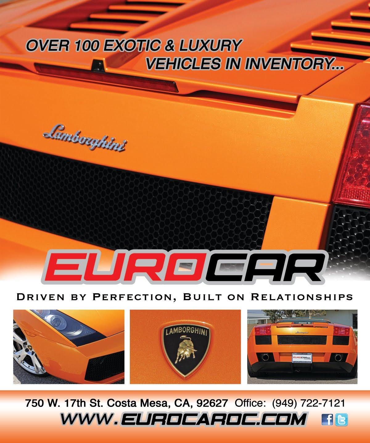 Sexy New Eurocar Ad Campaign