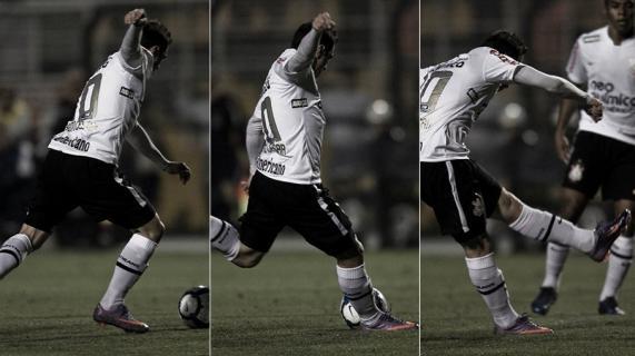 O Corinthians goleou por 4 a 0 os catarinenses e fez a festa da fiel  torcida. O time alvinegro contou também com os tropeços dos rivais mais  próximos ao ... e33573dc7d2b0