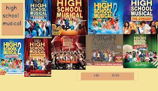high school musical cd