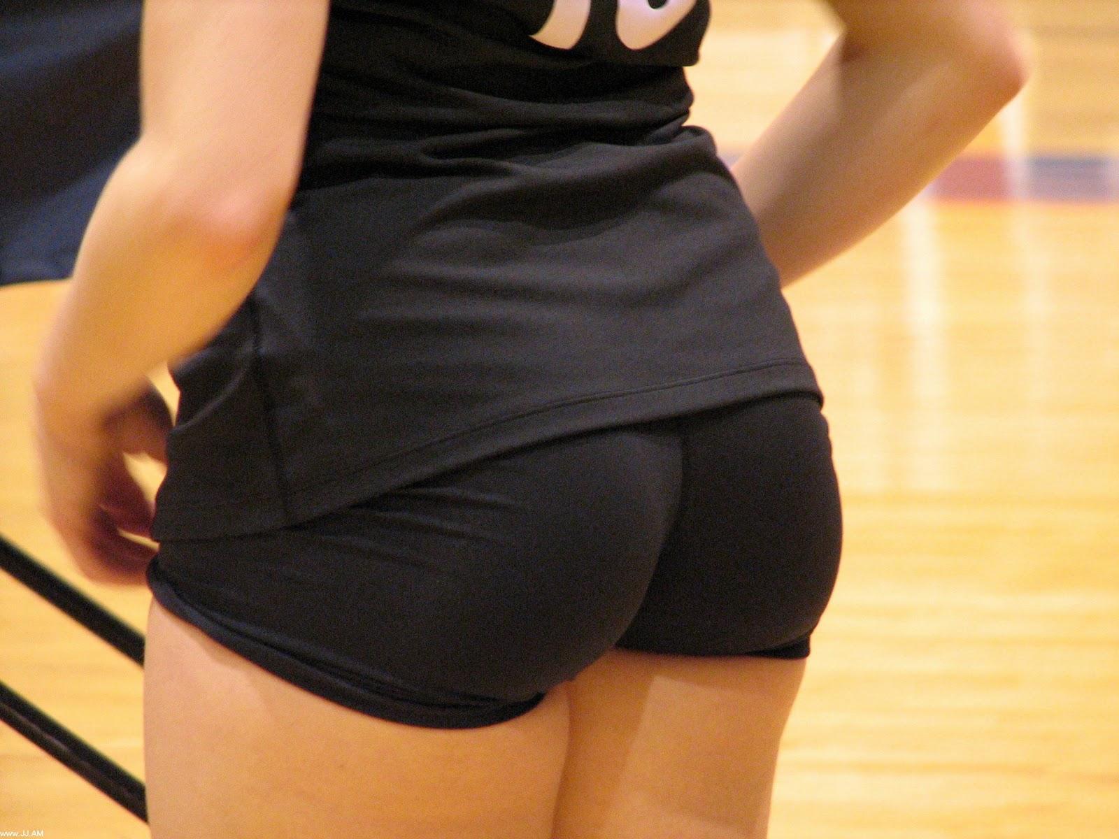 Sexy Volleyball Short Shorts 111