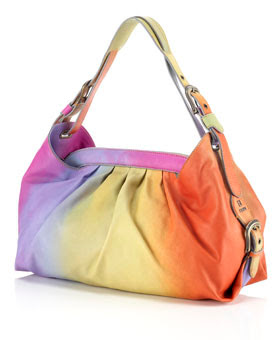 cc81e140c2 Fendi Multicolored Doctor B Bag - Handbag du Jour