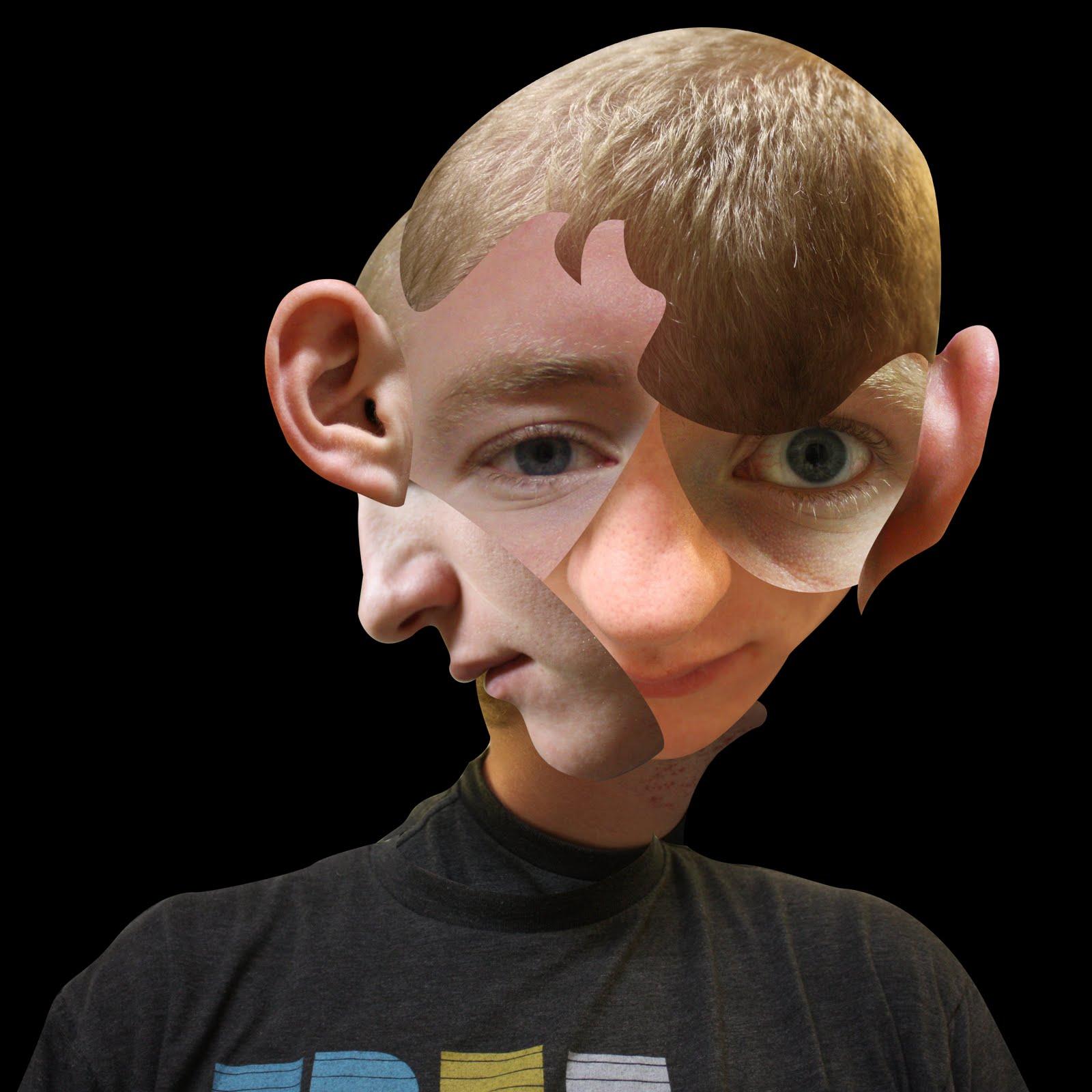 des his f jeff analytical cubist self portrait analytical cubist self portrait