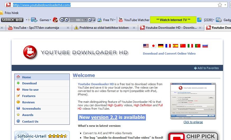 ytd downloader setup free download