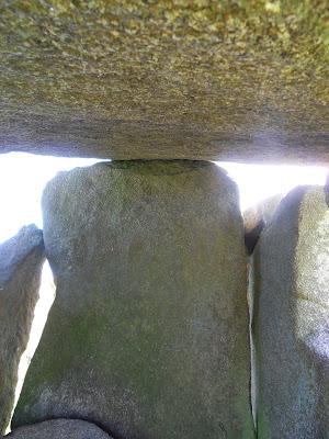 Trevethy Quoit granite stones