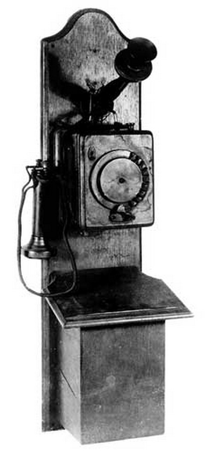 Miscellaneous: Invention - the first phone