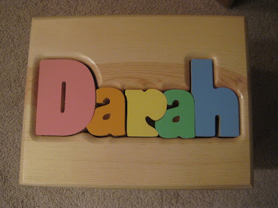 Personalized Wooden Step Stool for Kids