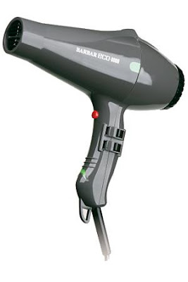 Barbar eco-friendly blow dryer