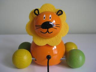 goblin kids toy lion