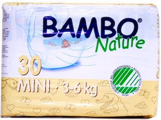 bambo nature eco-friendly disposable diapers