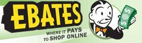 ebates review logo