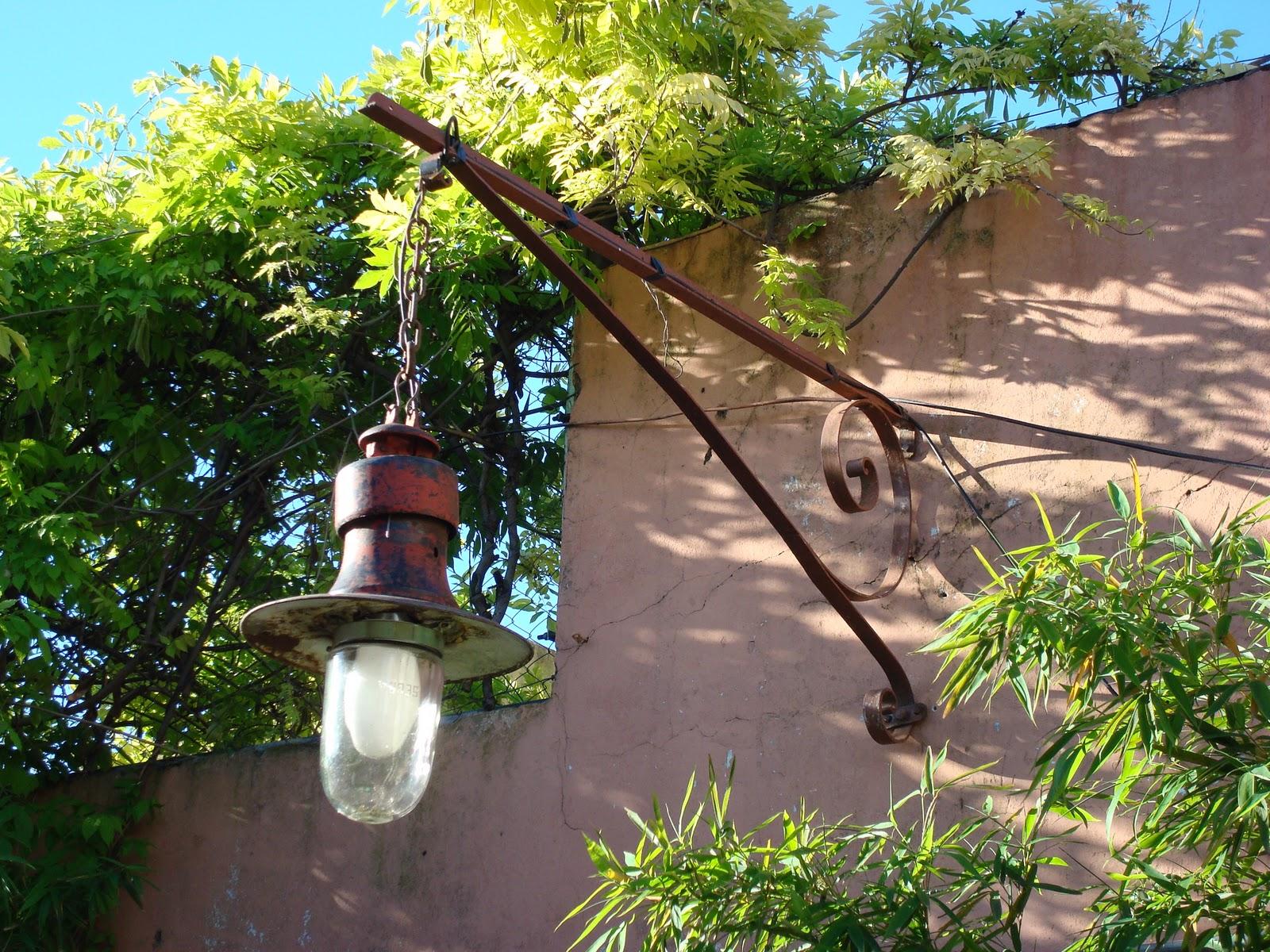 Antigedades reciclado y creaciones El Pampa ILUMINACIN